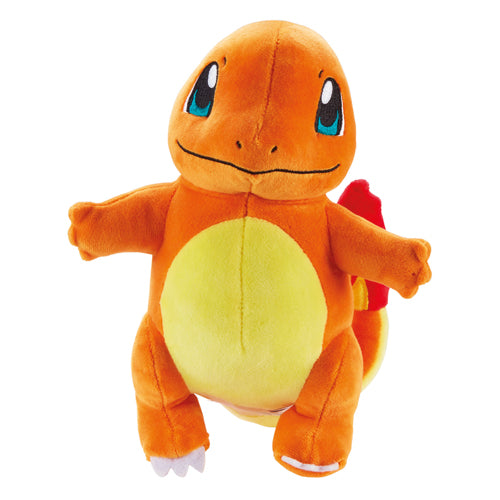 Pokemon- Charmander- 8 Inch Plush