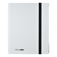 Ultra Pro - 9 Pocket Pro Binder - White