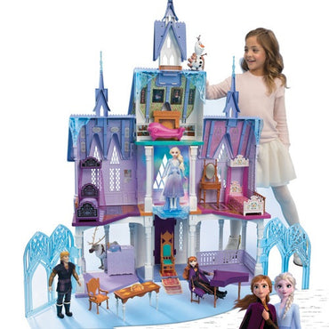 Disney-Frozen 2 - Arendelle Castle Doll House