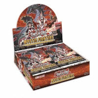 Yu-Gi-Oh!- Mystic Fighters Booster Box