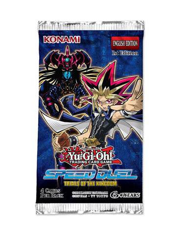 Yu-Gi-Oh! - Trials Of The Kingdom-Booster Pack