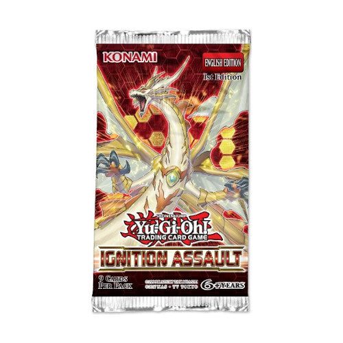 Yu-Gi-Oh! - Ignition Assault Booster Pack