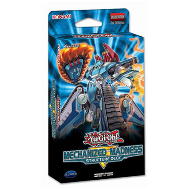 Yu-Gi-Oh!- Machanized Madness Structure Deck
