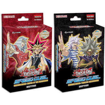 Yu-Gi-Oh! -Speed Duel - Match Of The Millennium Deck