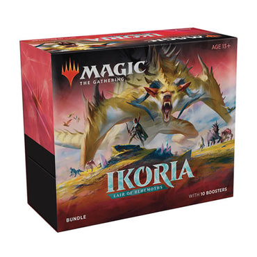 Magic The Gathering - Ikoria Lair of Behemoths Bundle
