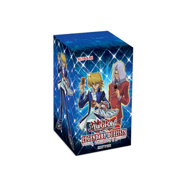Yu-Gi-Oh! - Legendary Duelist: Season 1 Display (8 Boxes Pre-Order)