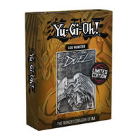 Yu-Gi-Oh! - Limited Edition Metal God Winged Dragon Of Ra (Pre-Order)