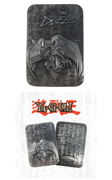Yu-Gi-Oh! - Limited Edition Metal God Winged Dragon Of Ra