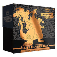 Pokemon- Champion's Path-Elite Trainer Box-(3 PER CUSTOMER) UK & Ireland Only