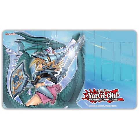 Yu-Gi-Oh! - The Dark Magician Girl The Dragon Knight Game Mat