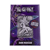 Yu-Gi-Oh! -Limited Edition Metal Card The Dark Magician (Pre-Order)
