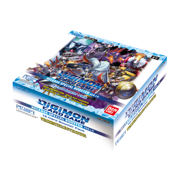 Digimon Card Game-Release Special Booster Box 1.0 BT01-03 (Pre-Order January)