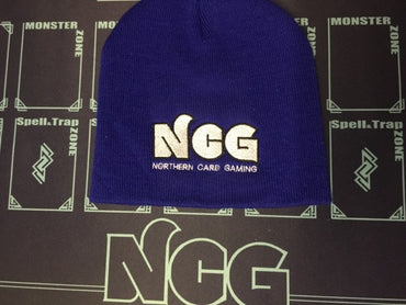 NCG Royal Blue Branded Beanie