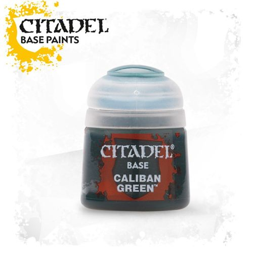 Citadel Base: Caliban Green - 12ml