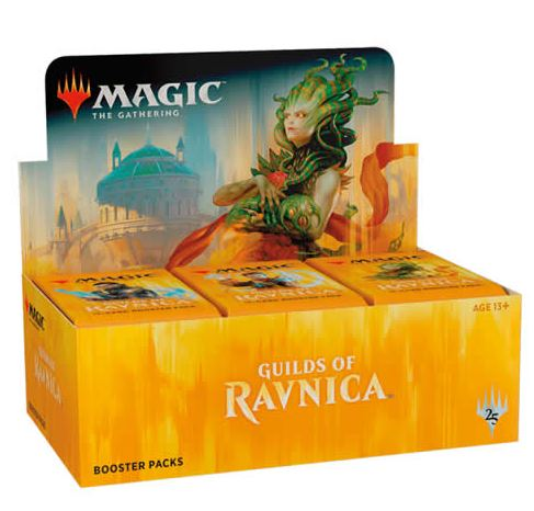 Magic The Gathering - Guilds Of Ravnica Booster Display (36 Count CDU)