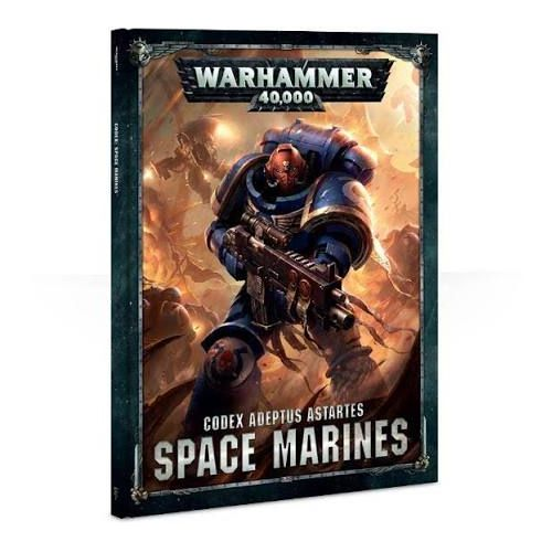 Codex: Space Marines Hardback