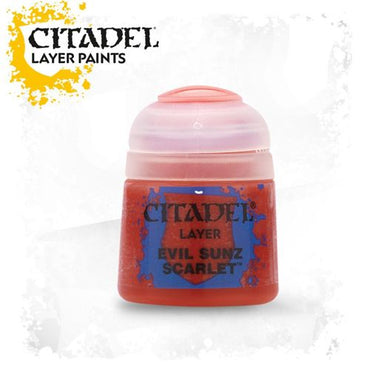 Citadel Layer: Evil Sunz Scarlet - 12ml