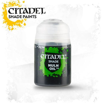 Citadel Shade: Nuln Oil - 24ml