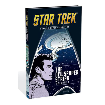 Star Trek Graphic Novel Collection Vol. 15: Newspaper Strips Vol. 1