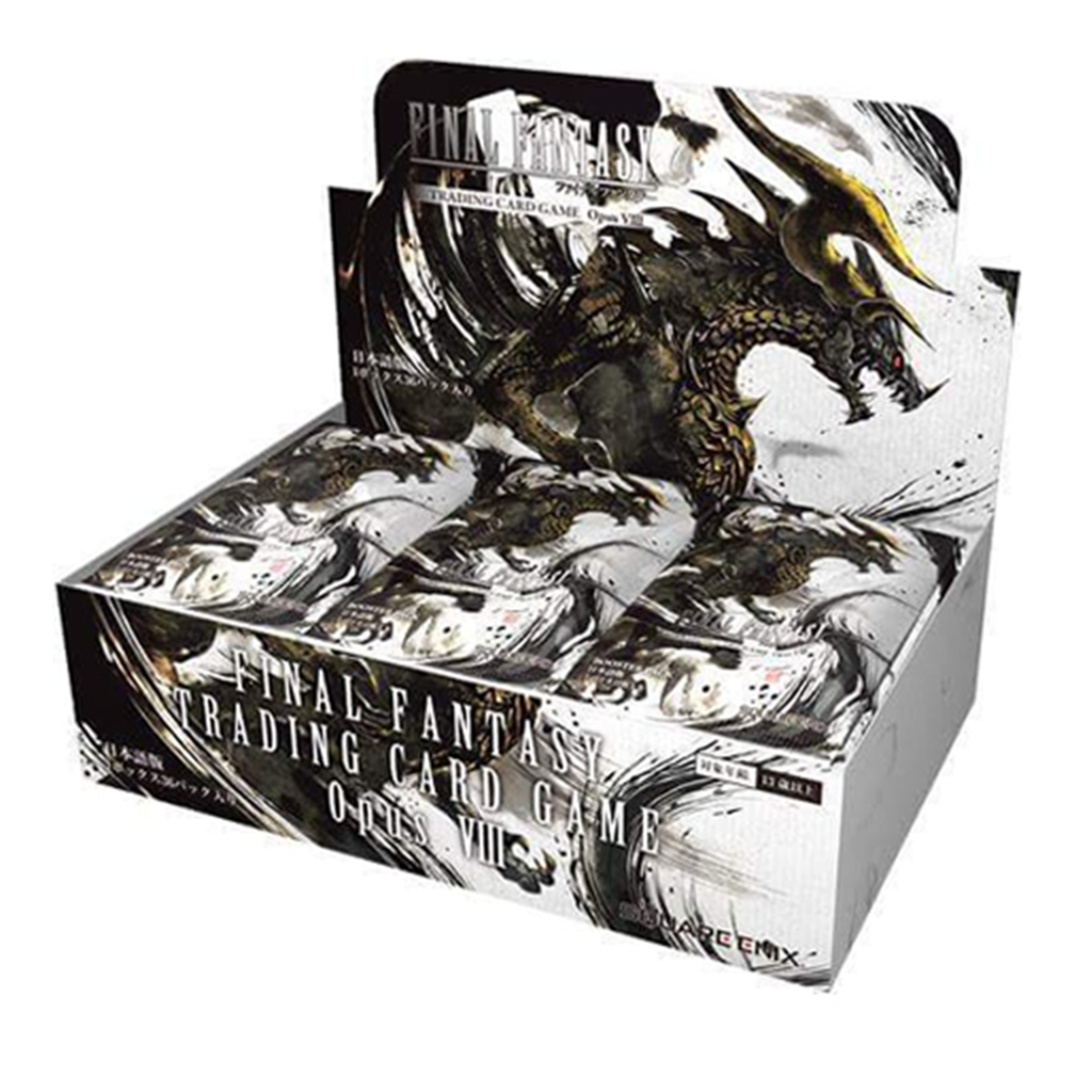 Final Fantasy - Opus 8 Trading Card Booster Box (36 Count CDU)
