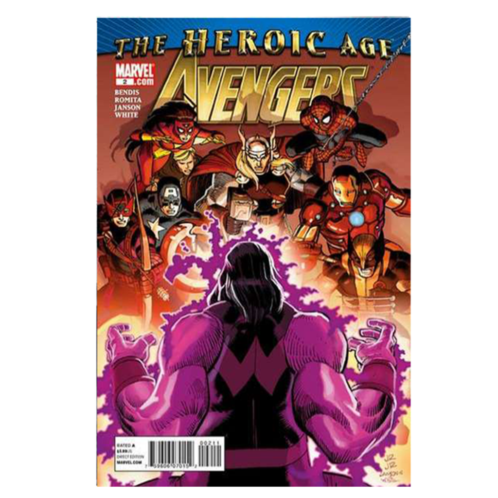 The Heroic Age - Marvel Avengers Comic #2