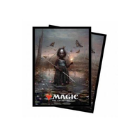MTG: COMMANDER 2018 V1 DECK PROTECTOR SLEEVES 100