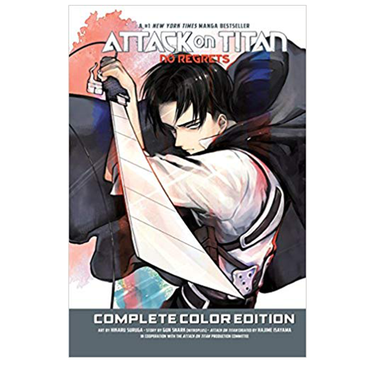 Attack on Titan: No Regrets Full Color Edition Vol. 1