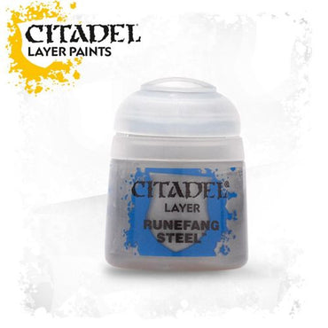 Citadel Layer: Runefang Steel - 12ml