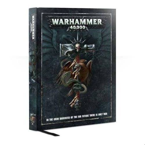 Warhammer 40000 Rulebook 8th Edition