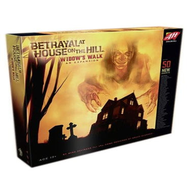 Avalon Hill Board Game Expansion Betrayal at House on the Hill Widow's Walk