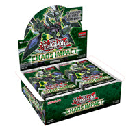 Yu-Gi-Oh!- Chaos Impact Booster Case (12 Boxes)