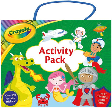 Crayola-Shimmer Activity Pack