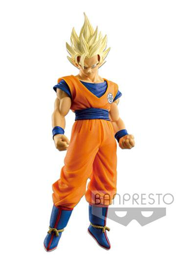 Dragon Ball Super- Super Sayian 2 Goku-17cm Banpresto Figure