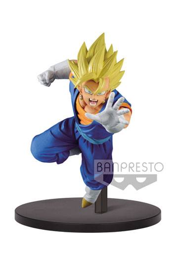 Dragon Ball Super- Super Sayian Vegetto-15cm Banpresto Figure
