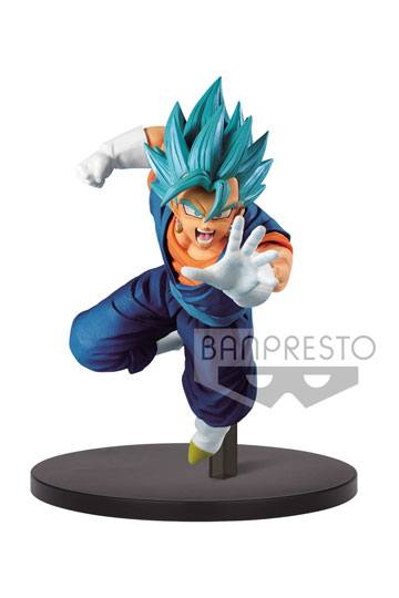 Dragon Ball Super- Super Sayian God Vegetto-17cm Banpresto Figure