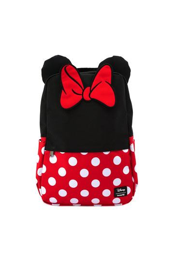 Disney Minnie Mouse Backpack- Disney by Loungefly