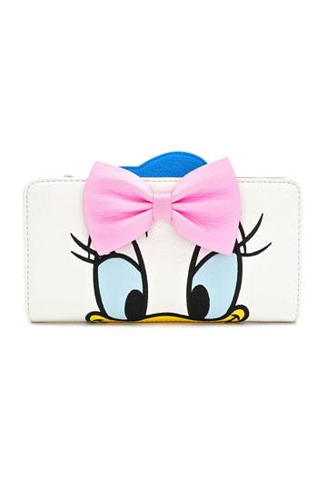 Disney Donald & Daisy Duck Reversible Purse- Disney by Loungefly