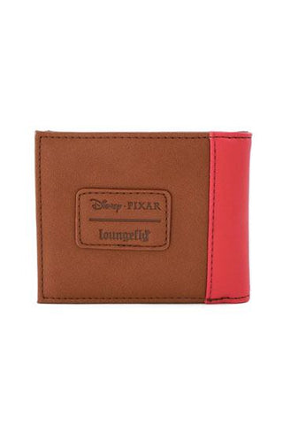 Disney Up-My Adventure Book Wallet- Disney by Loungefly