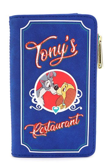 Disney Lady And The Tramp Purse- Disney by Loungefly