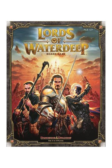 Dungeons & Dragons Board Game Lords of Waterdeep