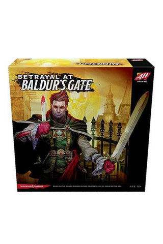 Avalon Hill Board Game Betrayal at Baldur's Gate