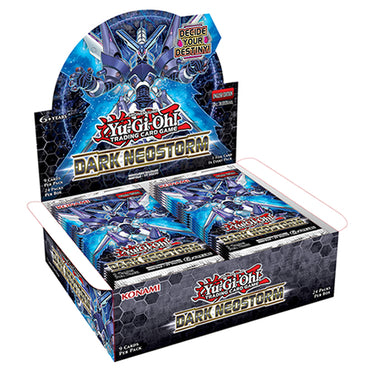 Yu-Gi-Oh! - Dark Neostorm Booster Box (24 Booster Packs)