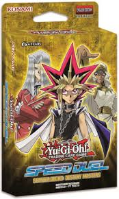 Yu-Gi-Oh!- Speed Duel - Destiny Masters Starter Deck