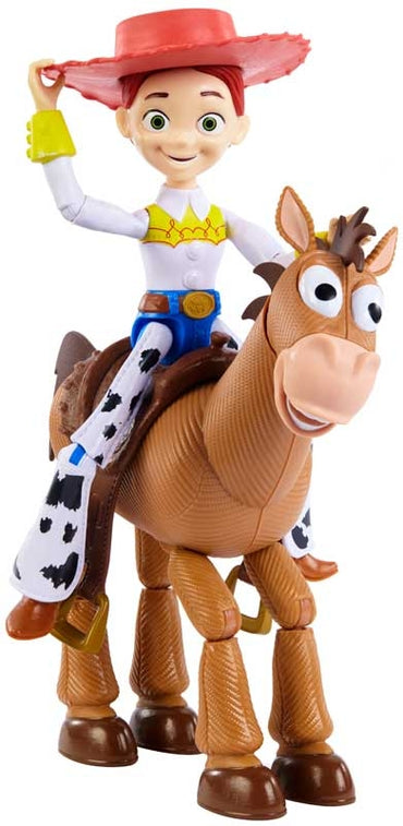 Toy Story- Jessie and Bullseye Doll Set