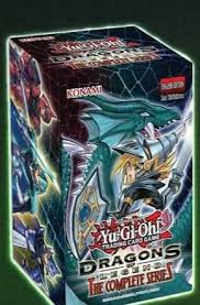 Yu-Gi-Oh! - Dragons Of Legend: The Complete Series- 1 Box