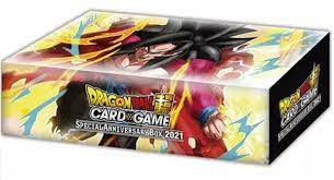 DRAGONBALL SUPER CARD GAME: SPECIAL ANNIVERSARY BOX 2020 (DBS-BE13)