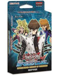 Yu-Gi-Oh!- Speed Duel - Duelists Of Tomorrow Starter Deck