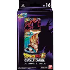 DragonBall Super Card Game - BE16 Ultimate Deck (Pre-Order)