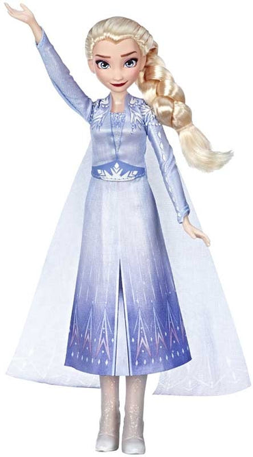 Frozen 2- Disney Classic Singing Elsa Doll
