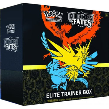 Pokemon - Hidden Fates - Elite Trainer Box